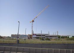 Auto Stahl Wien 22 Standort Baustelle