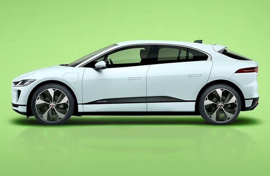 Auto Stahl Jaguar I-Pace Sondermodell Austria Edition