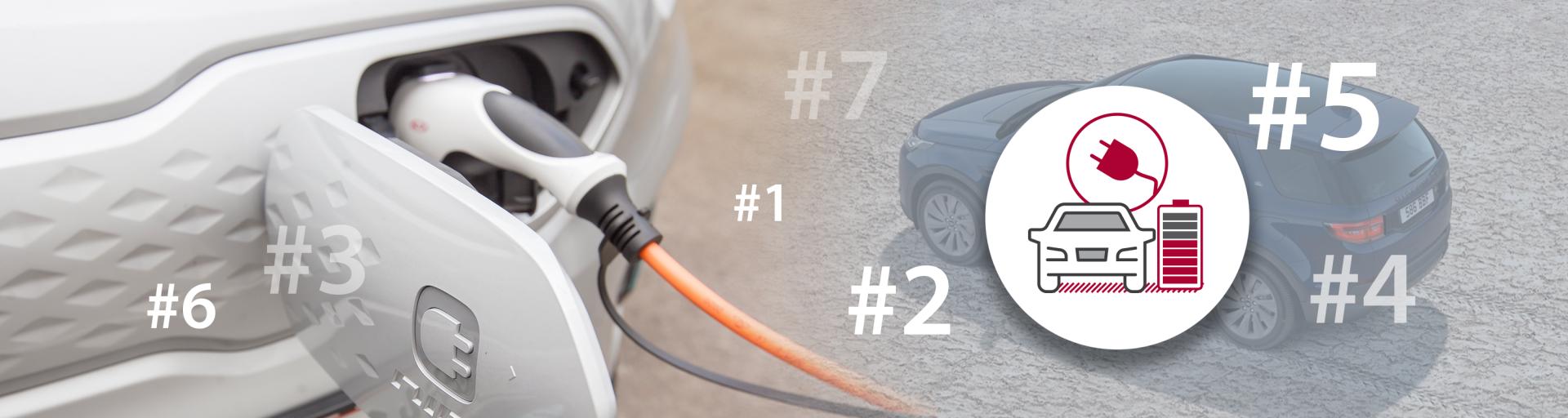 7 gute Gründe um elektrrisch zu fahren