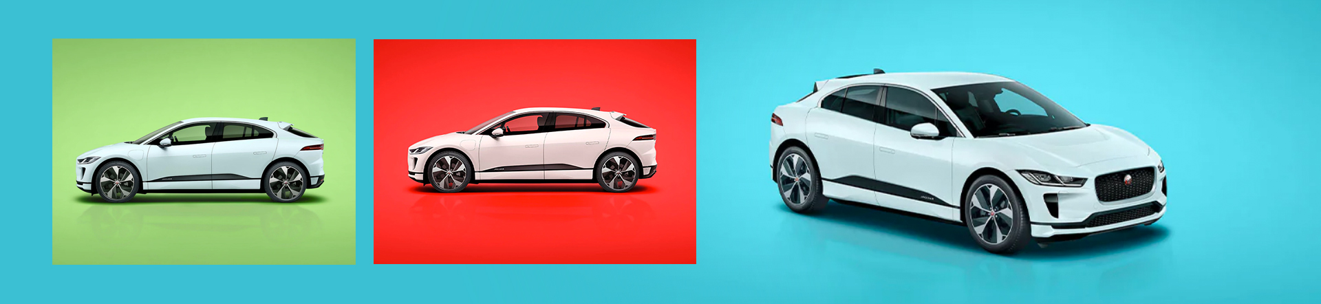 Jaguar I-Pace Sonderedition Austria Edition header