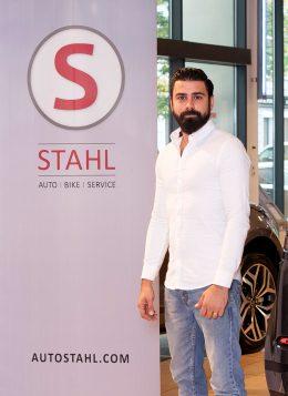 Auto Stahl Team Wien 20 Devran Yilmaz Verkaufsberater