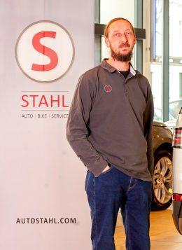 Auto Stahl Team Wien 20 Georg Gstaltner Leitung Spenglerei