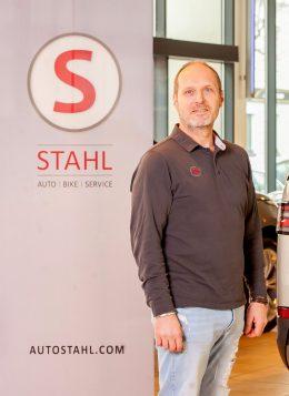 Auto Stahl Team Wien 20 Peter Pfeiffenstein Schätzmeister