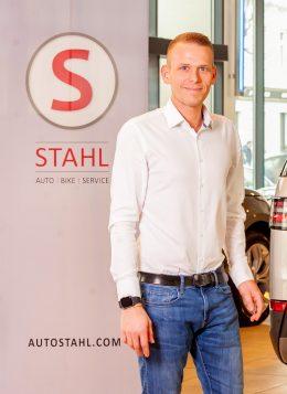Auto Stahl Team Wien 20 Paul Paminger Kundendienst Leiter