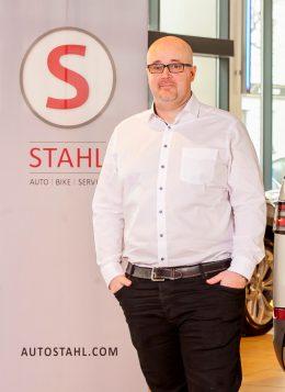 Auto Stahl Team Wien 20 Silviu Ionescu Verkaufsberater