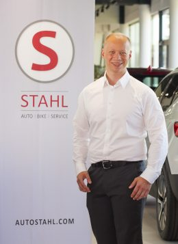 Auto Stahl Team Wien 21 Konrad Holoubek Verkaufsberater