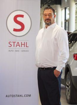 Auto Stahl Team Wien 21 Thomas Suchy Verkaufsleiter