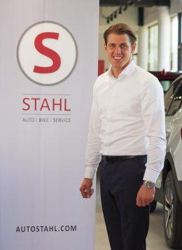 Auto Stahl Team Wien 21 Boris Beuk Verkaufsberater