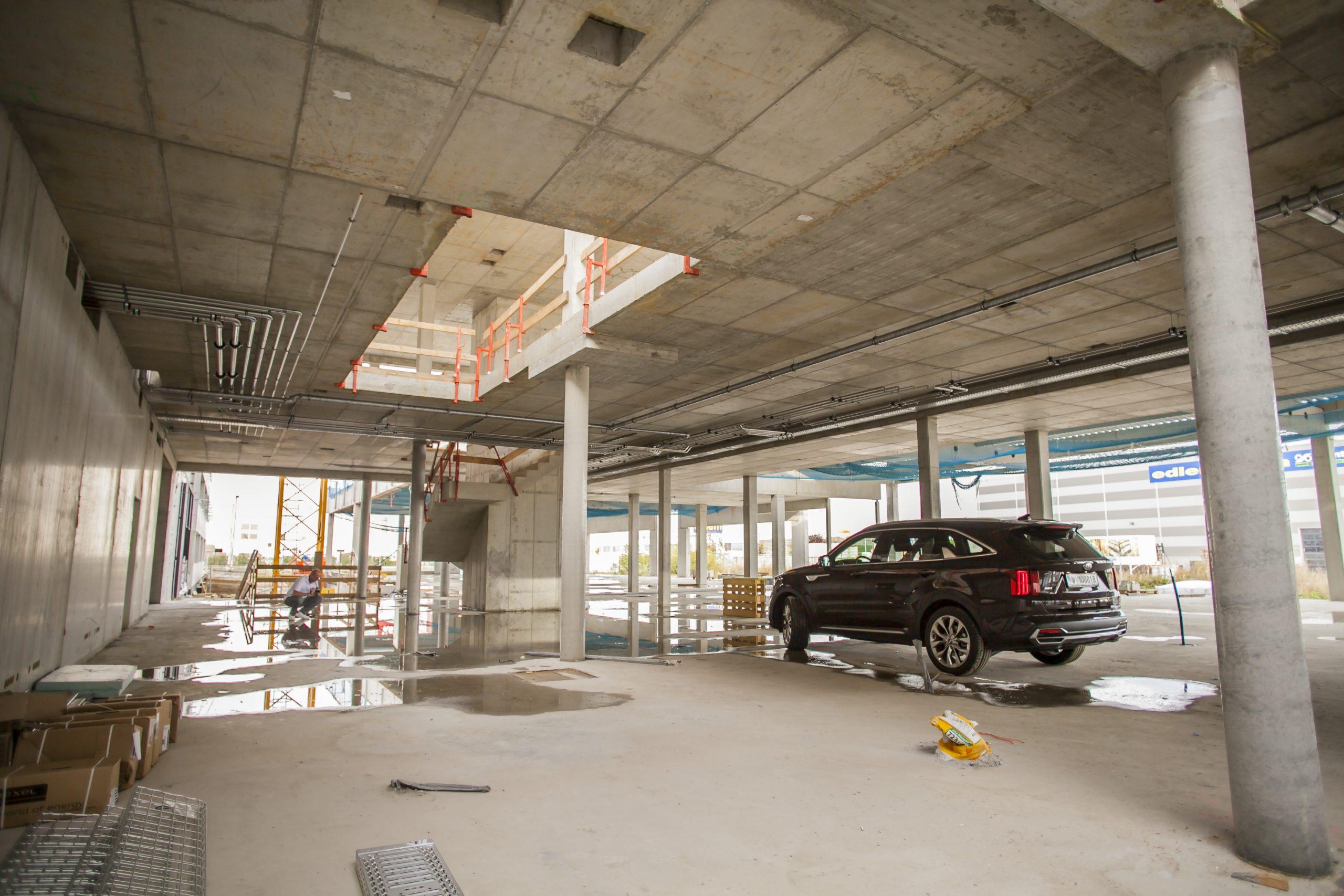 Neuer Kia Sorento MJ 2021 bei AUTO STAHL in WIen 22 im neuen Kia-Schauraum. Eröffnung ab Mitte 2021