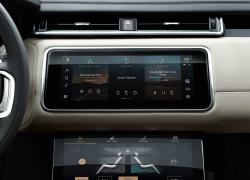 Auto Stahl der neue Range Rover Velar PHEV