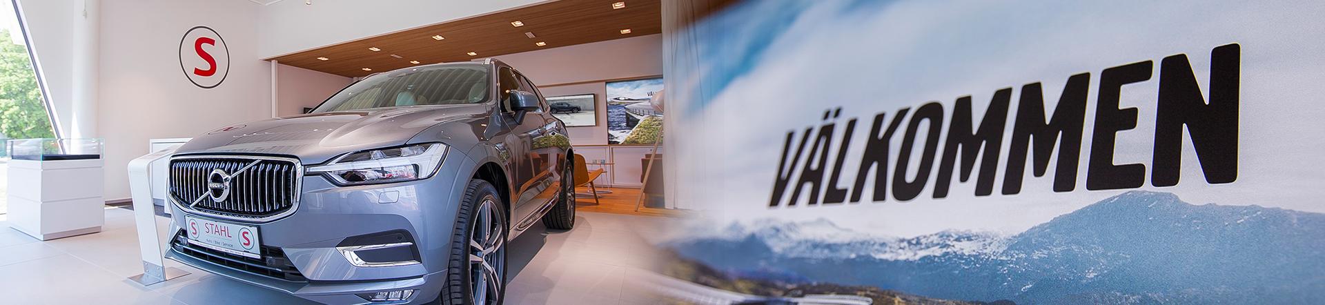 Altersrabattaktion Volvo bei AUTO STAHL Wien 21