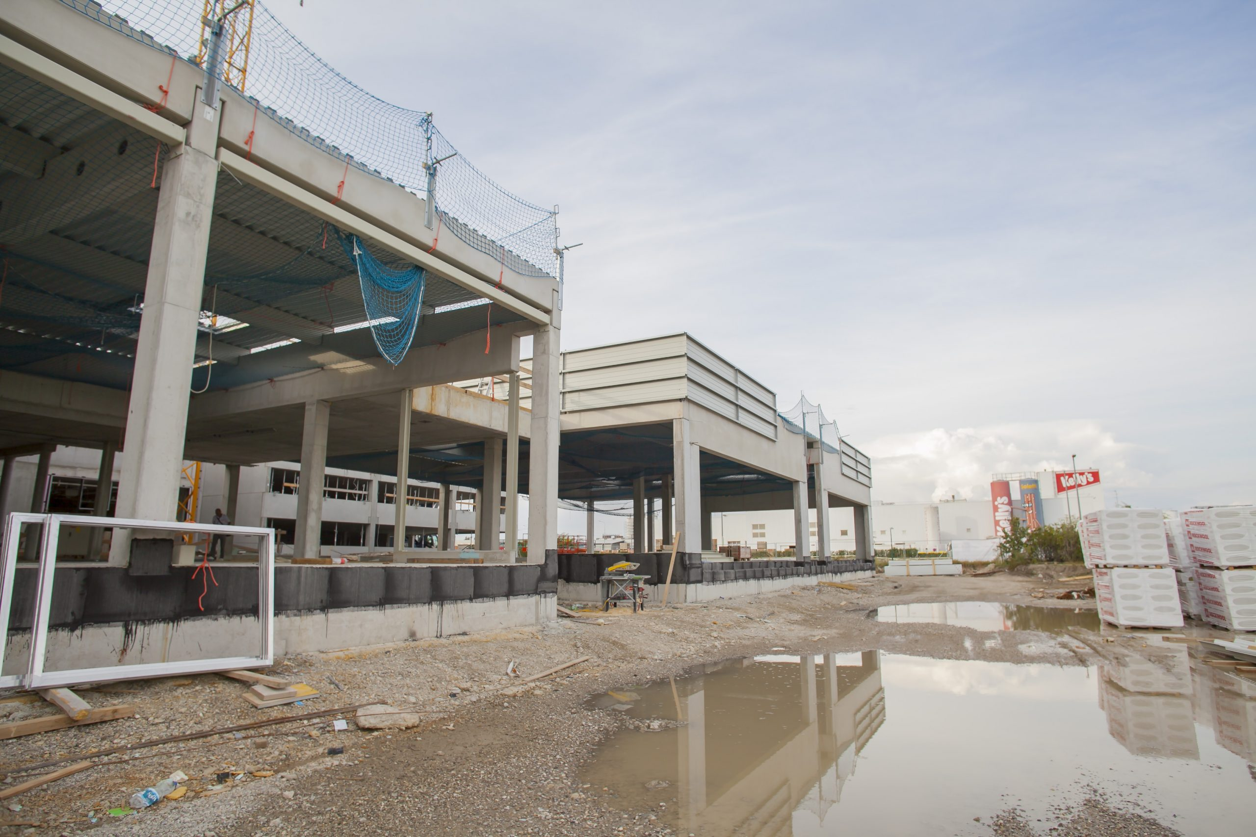 AUTO STAHL Wien 22 | Baufortschritt | September 2020