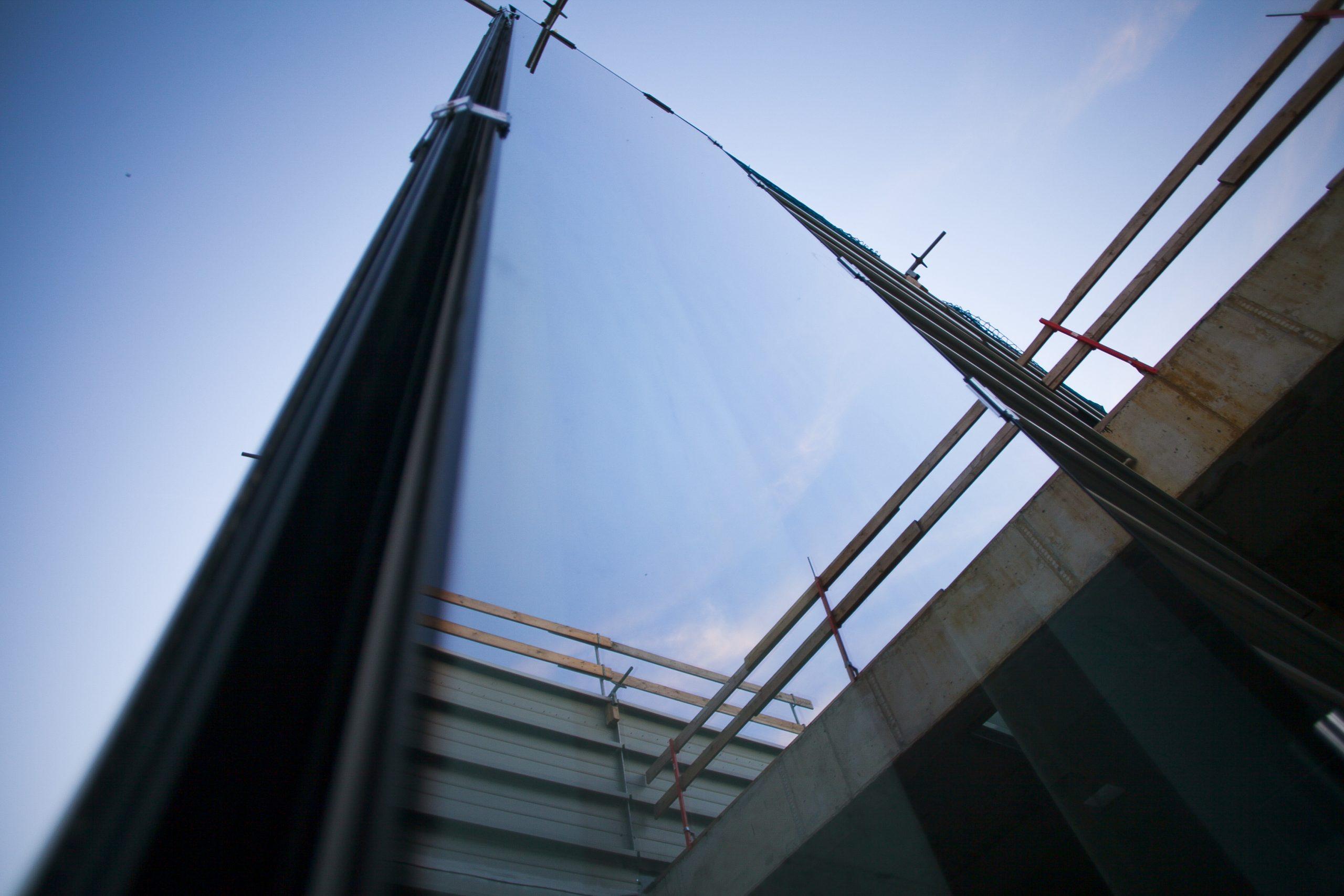 AUTO STAHL Wien 22 | Baustellenimpressionen | Oktober 2020