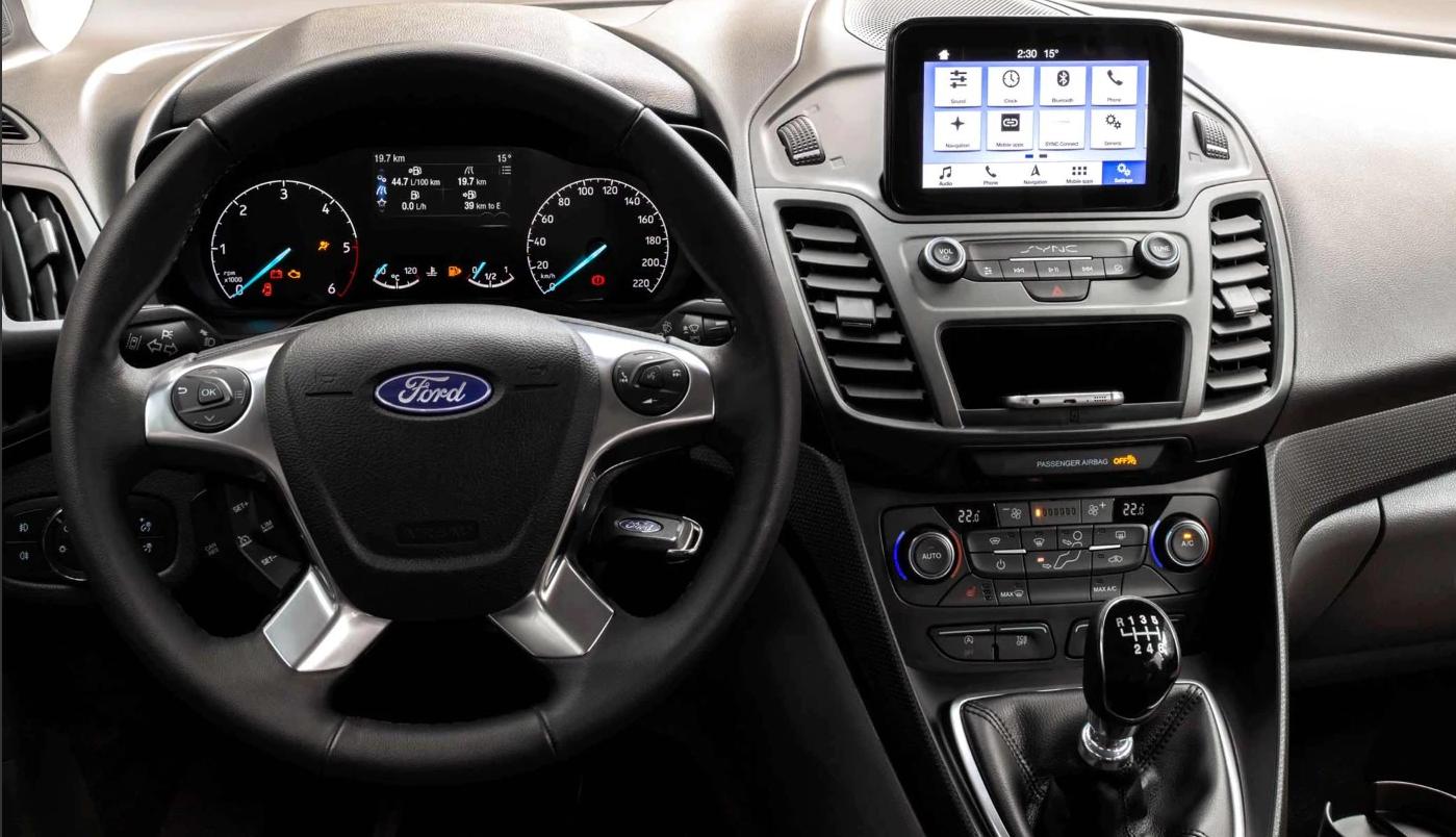 Ford Tourneo Connect Modellfoto