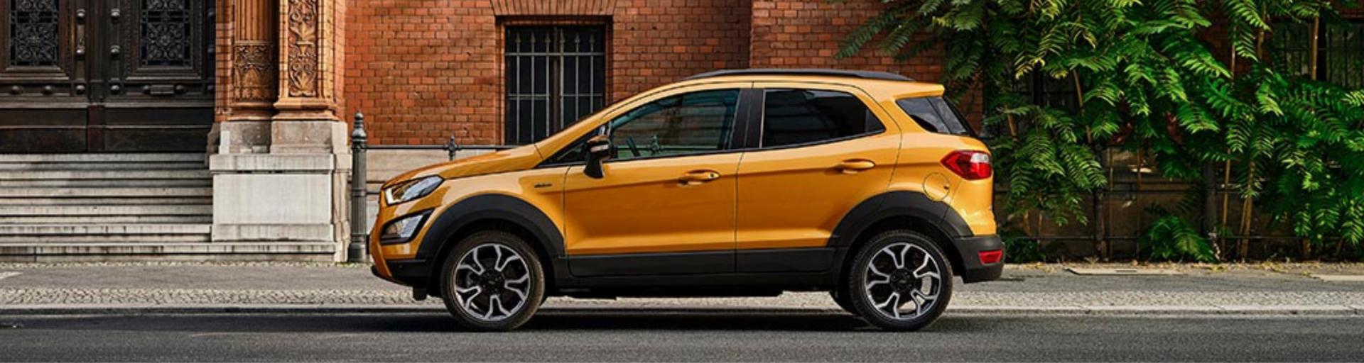 Ford Ecosport Header