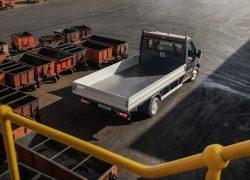 Ford Transit Pritsche