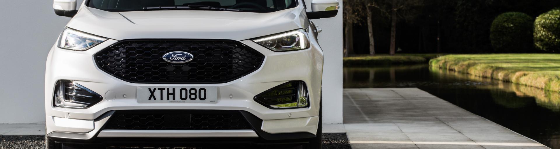 Ford Edge Header