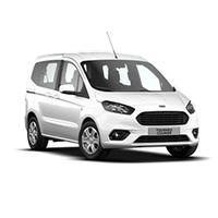 Teaser Ford Tourneo Courier neu bei AUTO STAHL