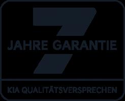 Kia Logo 2021 7 Jahre Qualitätsversprechen