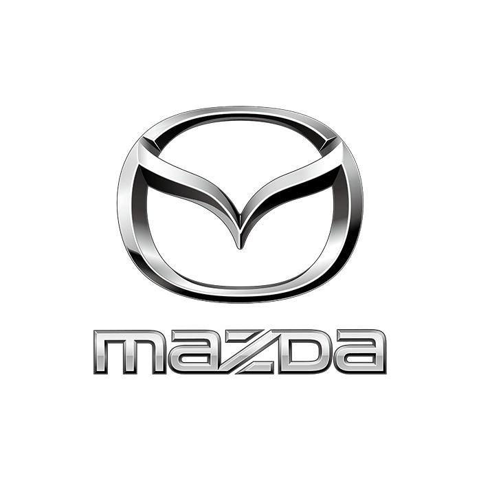 Mazda Logo verkleinert Serviceaktionen
