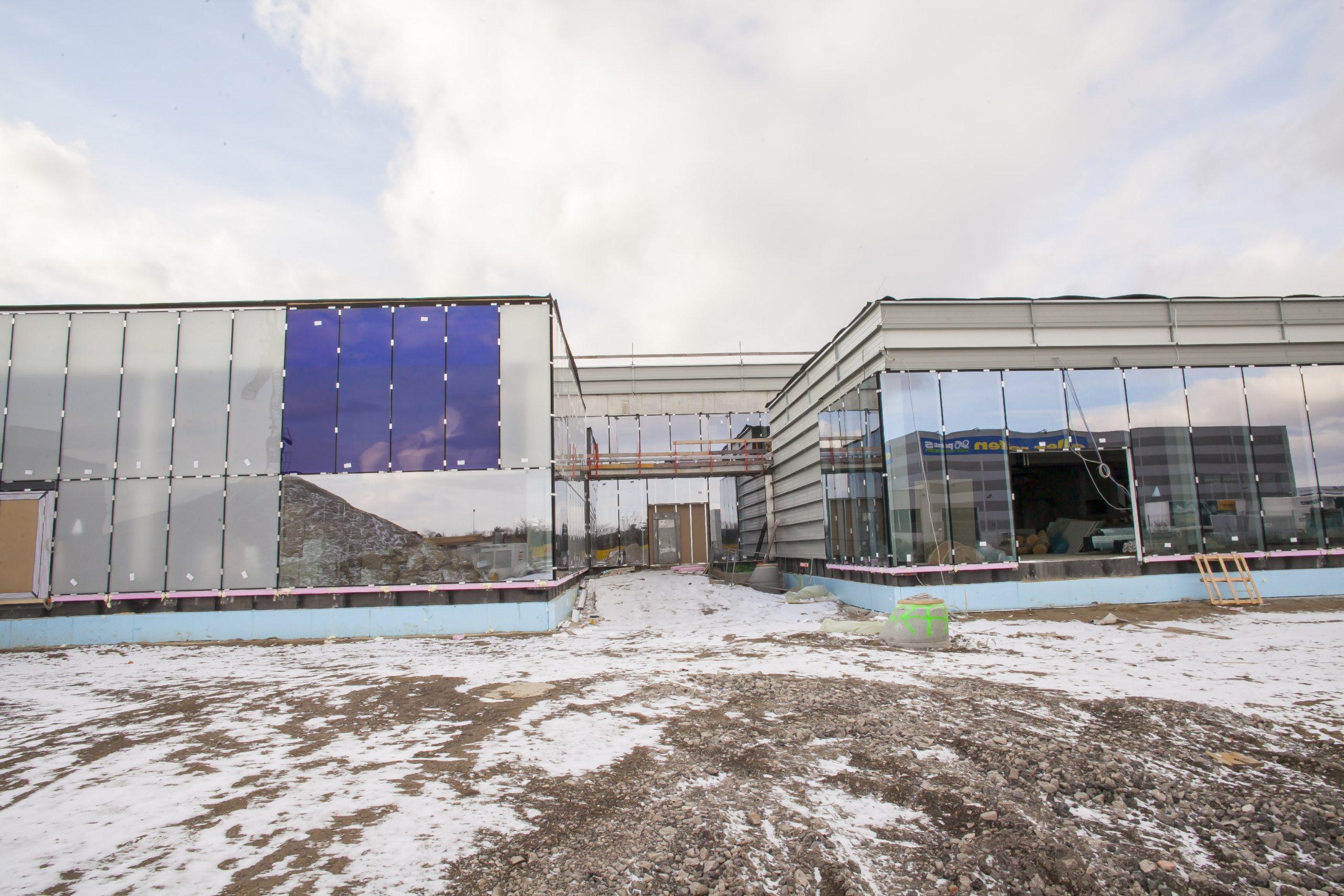 Foto Baustellenupdate Februar 2021