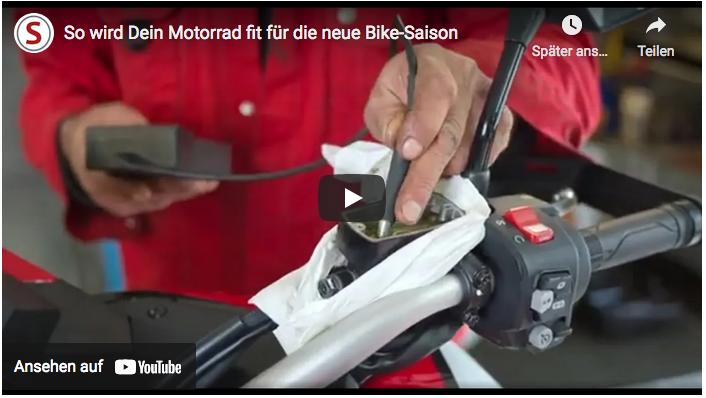 Vidostandbild Bike Frühjahrs-Check bei AUTO STAHL