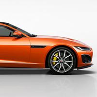 Teaser neuer Jaguar F-Type