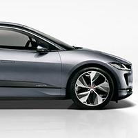 Teaser neuer Jaguar I-Pace