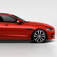 Teaser neuer Jaguar XE