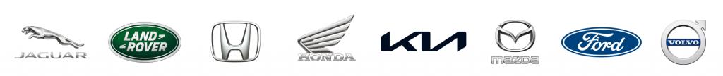 Auto Stahl Logoleiste 2021