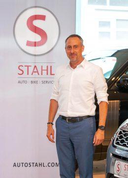MA Alexander Jelinek Verkaufsberater Ford Auto STAHL Wien 22