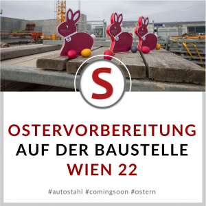 Coming Soon Wien 22 Baustellenostern teaserbild