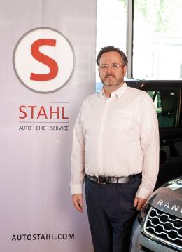 MA Stephan Kalz Verkaufsberater Honda Auto Stahl Wien 22