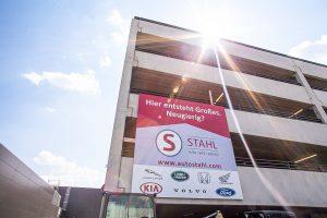 Auto STAHL Wien 22 – Baustellenupdate Juni 2021