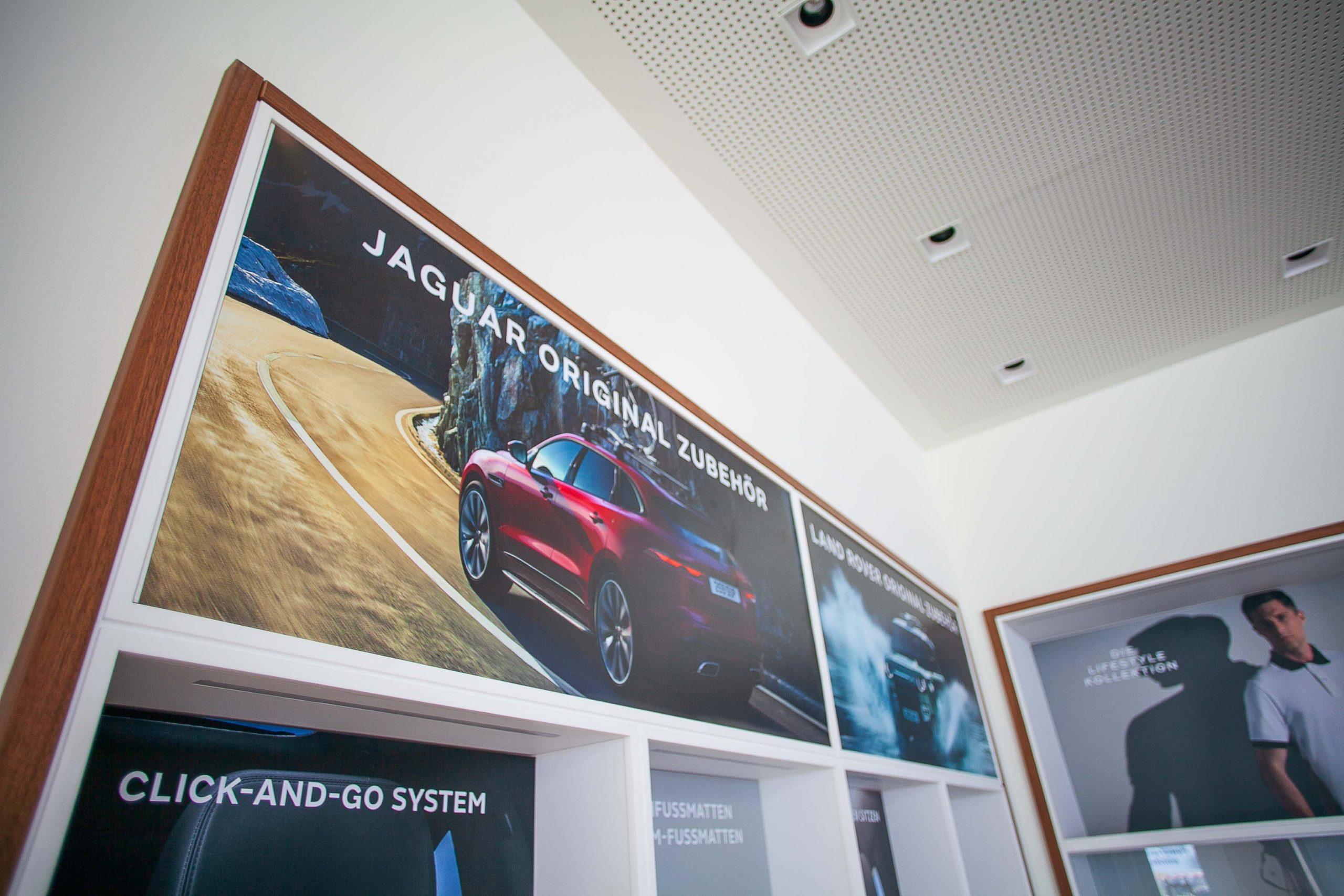 Auto STAHL Wien 22 Schillingstraße 4, 1220 Wien – Jaguar Land Rover Showroom