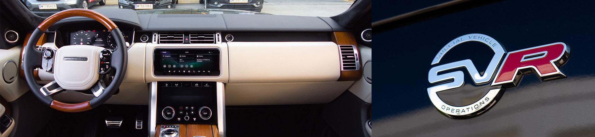 Jaguar Land Rover SVO Tour vom 28.9. bis 9.10.2021 bei Auto Stahl Wien 22 erleben!