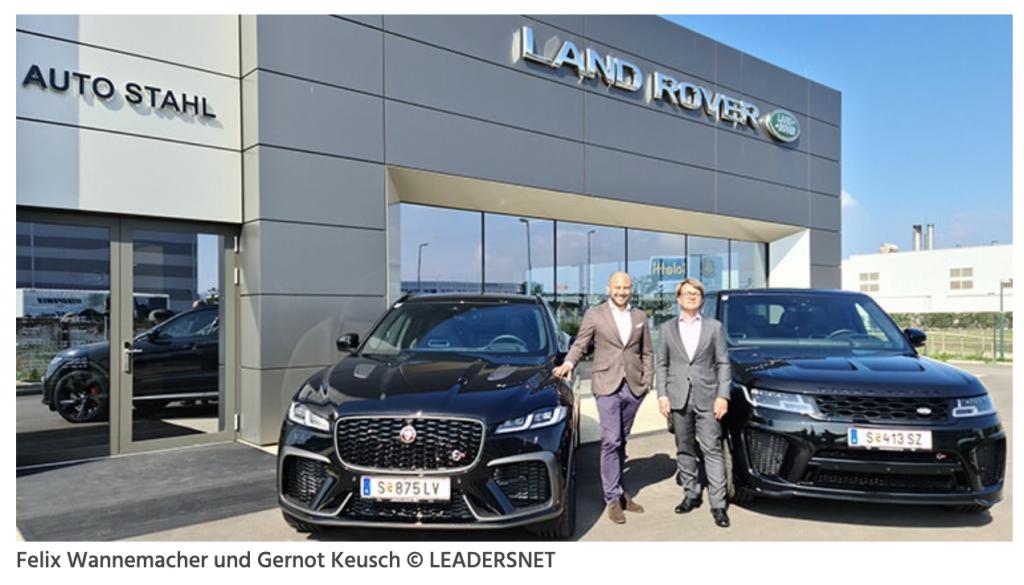 PR LeaderNet Auto Stahl – Die Automobilbranche im Umbruch – 6.10.2021